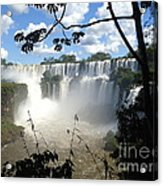 One Of The New Seven Wonders Of Nature Acrylic Print