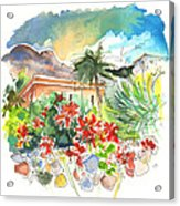 Igueste De San Andres 03 Acrylic Print