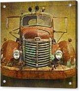 Ih Truck Acrylic Print
