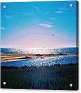Ikaros Sunrise Acrylic Print