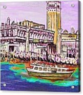 Il Campanile Di San Marco Acrylic Print