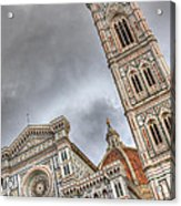 Il Duomo Acrylic Print