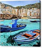 Il Mare Smeraldo Acrylic Print