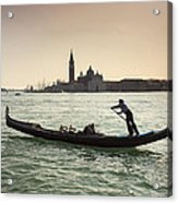 Il Veneziano Acrylic Print