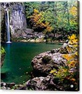 Ilica Waterfall - 2 Acrylic Print