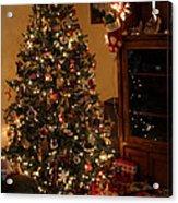 I'll Be Home For Christmas Acrylic Print