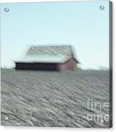 Illinois Barn Acrylic Print