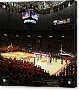 Illinois Fighting Illini Assembly Hall Acrylic Print by Replay Photos