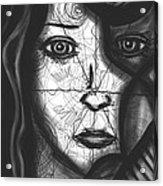 Illumination Of Self Acrylic Print
