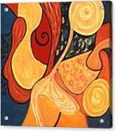 Illuminatus 4 Acrylic Print