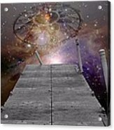 Illusion Of Time Acrylic Print