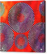 Illusions Acrylic Print