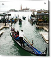 Images Of Venice 10 Acrylic Print