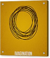 Imagination Acrylic Print by Aged Pixel