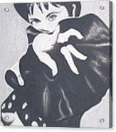 Immacualte Madonna Acrylic Print
