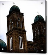 Immaculate Conception Catholic Church Acrylic Print