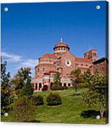 Immaculate Conception Monastery Acrylic Print