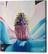 Imogen Flower Acrylic Print
