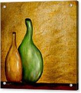 Imperfect Vases Acrylic Print