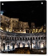 Imperial Forums Acrylic Print
