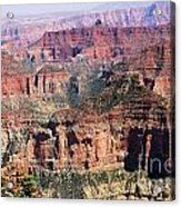 Imperial Towers Acrylic Print