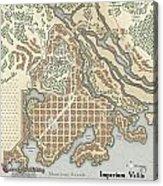 Imperium Vallis Acrylic Print