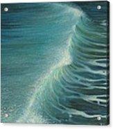 Impetus Summer Wave Acrylic Print