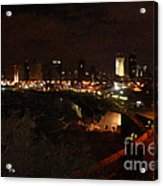 Jaffe At Night Acrylic Print