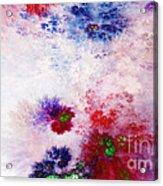 Impressionistic Acrylic Print