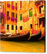Impressionistic Photo Paint Gs 007 Acrylic Print