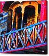 Impressionistic Photo Paint Ls 006 Acrylic Print