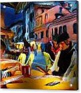 Impressions Of Italy Acrylic Print