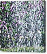 Impressions Of Spring 5 Acrylic Print