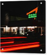 In And Out In Pasadena Acrylic Print