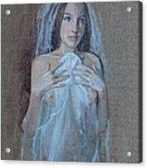 In Attesa Di Lui Acrylic Print