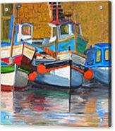 In Harbor Acrylic Print