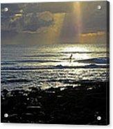In Heavens Spotlight Acrylic Print