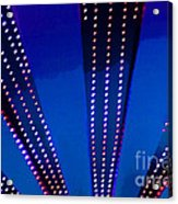 In Lights Abstract Acrylic Print