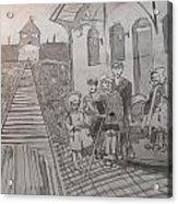 In Memoriam - Names For Lost Children Acrylic Print
