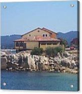 In Monterey Acrylic Print