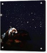 In One Of Those Stars Acrylic Print