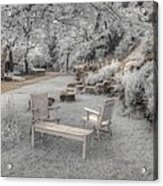 In Quiet Places Acrylic Print