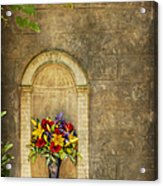 In The Alcove Acrylic Print