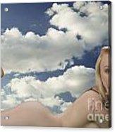 In The Cloud 1082 .02 Acrylic Print