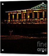 In The Dark I Am Invisible Acrylic Print