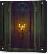 In The Great Hall Acrylic Print
