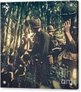 In The Jungle - Vietnam Acrylic Print