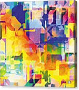 In The Land Of Forgetting 15 Acrylic Print