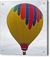 In The Middle Balloon Acrylic Print