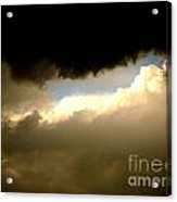 In The Midst Of The Storm Acrylic Print